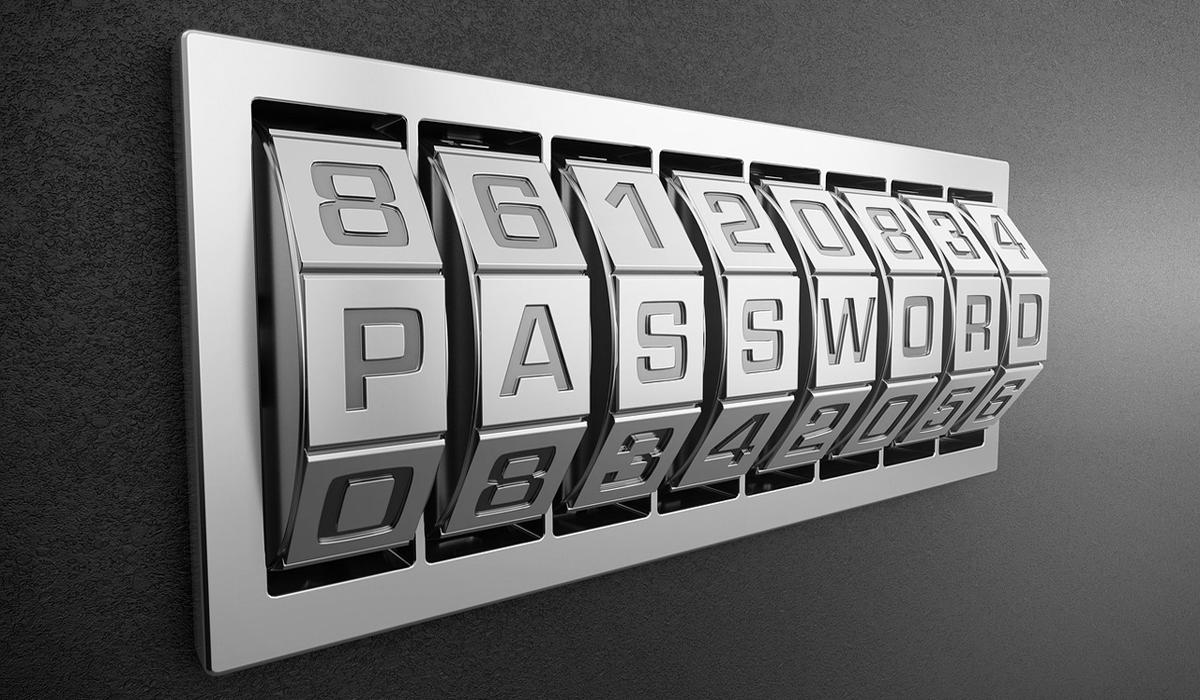 Slechte wachtwoorden 2018