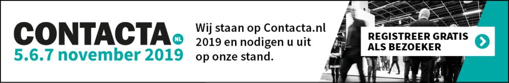 Contacta banner