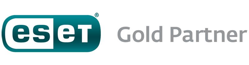 ESET Gold partner logo